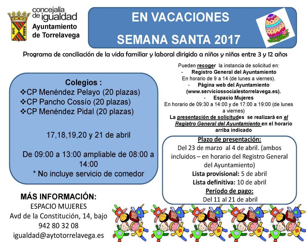 Cartel SEMASANTA17