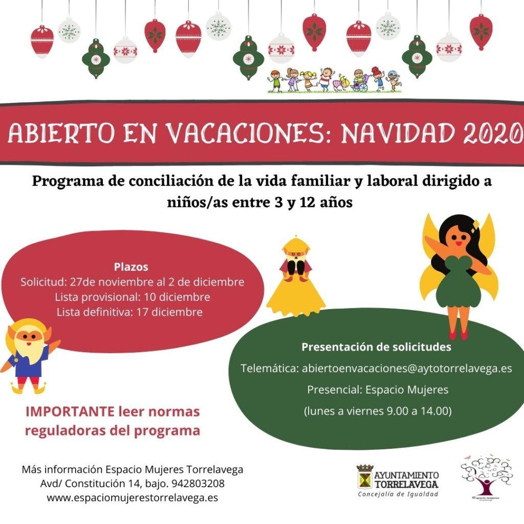 ABIERTO EN VACACIONES_ NAVIDAD 2020